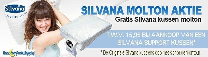 Silvana-Support-hoofdkussen