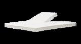 Mini pocket split topper