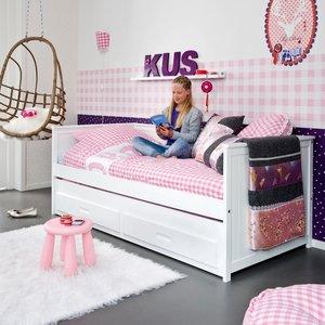 Bedden Voor Kids.Coming Kids Bedbank Flex Met Gratis Verzenden Nl Het