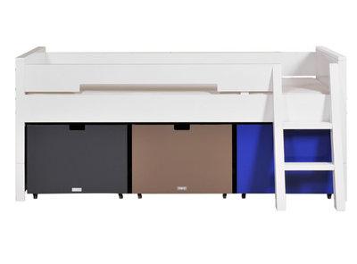 Bopita combiflex compactbed ( zonder bakken , zonder trapje )