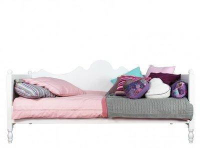 Bedbank Belle wit 90x200