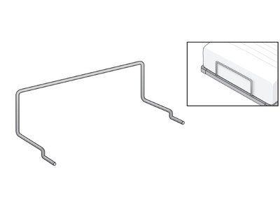 Auping matras beugel voor auping spiraal